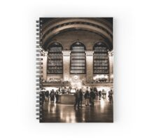 Beauty Within Grand Central Spiral Notebook