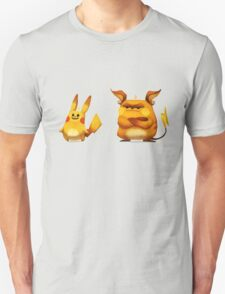 Pokemon Pikachu Evolution T-Shirt