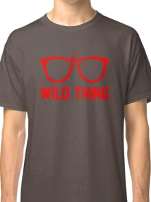Wild Thing - For The Major League Indians Fan! Classic T-Shirt