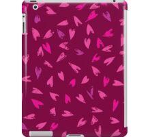 Sweet heart design. iPad Case/Skin