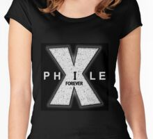 X-Phile Forever Women's Fitted Scoop T-Shirt