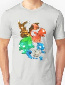 Pokemon Splash T-Shirt