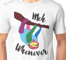 Whenever Sloth Unisex T-Shirt