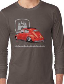 Oval Ragtop Bug Long Sleeve T-Shirt