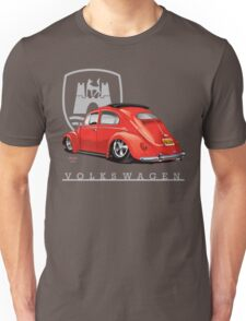 Oval Ragtop Bug Unisex T-Shirt