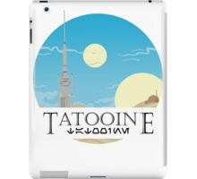 Tatooine iPad Case/Skin