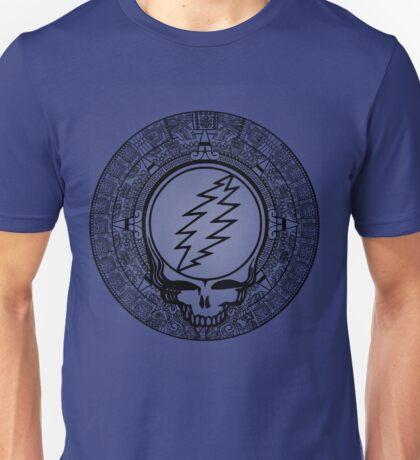 Mayan Calendar Stealie Unisex T-Shirt