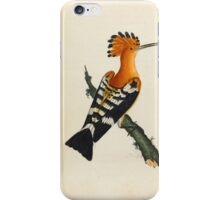 Donovan, Edward THE NATURAL HISTORY OF BRITISH BIRDS iPhone Case/Skin
