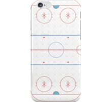 Ice rink iPhone Case/Skin