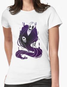 Undertale: Gaster Womens Fitted T-Shirt