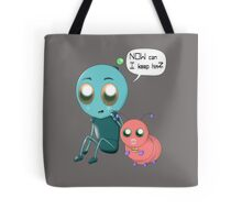Pet Feature Tote Bag