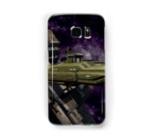 Space Battle Cruiser  Samsung Galaxy Case/Skin