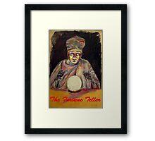 The Fortune Teller Framed Print
