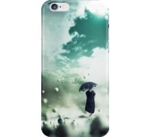 Walking On The Moon iPhone Case/Skin