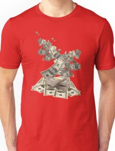 Money, Money, Money  Unisex T-Shirt