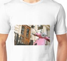 Billy Reid and the Pink Piaggio Unisex T-Shirt