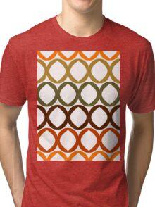 Colorful pattern Tri-blend T-Shirt