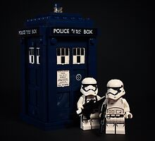 First Order Tardis by ajk92