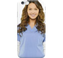Jo Wilson Cutout  iPhone Case/Skin