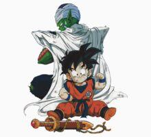 Piccolo & Gohan Kids Clothes
