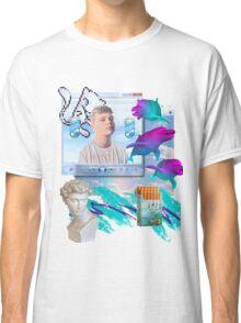Air World Vaporwave Aesthetics Classic T-Shirt