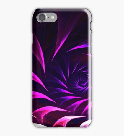 3D Spiral Tunnel iPhone Case/Skin