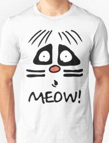 Ralph Wiggum Cat T-Shirt
