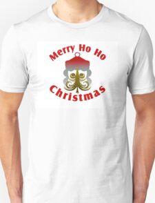 Merry Ho Ho Christmas Unisex T-Shirt