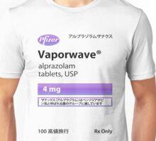 Vaporwave medicine Aesthetics Unisex T-Shirt