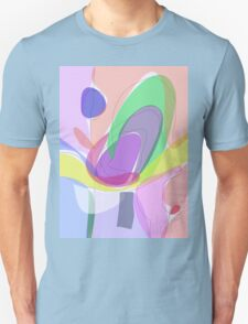 Philosophical Tree, Flower and Fruit Unisex T-Shirt