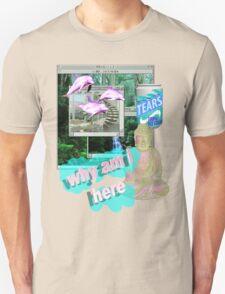 Buddha Vaporwave Aesthetics Unisex T-Shirt