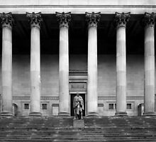 St George's Hall, Liverpool by Nicholas Coates