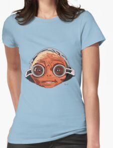 Maz Kanata Womens Fitted T-Shirt
