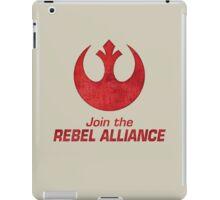 Join the Rebel Alliance iPad Case/Skin