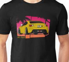 86ZILLA - Yellow(shaded) Unisex T-Shirt