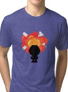 Kerbal Space Program Explosion Tri-blend T-Shirt