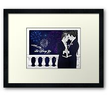 Mystrade - But Always You Framed Print