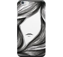 Sexy lady iPhone Case/Skin