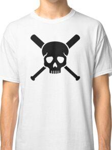 Baseball skull Classic T-Shirt