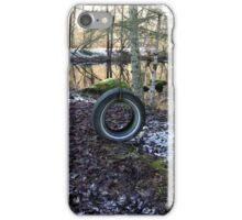 Tire Swing iPhone Case/Skin