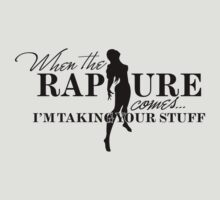 When the Rapture Comes… (Light) by AmazingRobyn