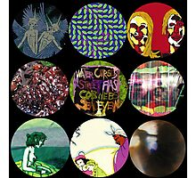 Animal Collective Albums Photographic Print