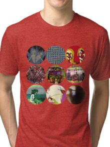 Animal Collective Albums Tri-blend T-Shirt