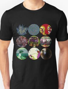 Animal Collective Albums T-Shirt