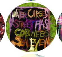 Animal Collective Albums Sticker