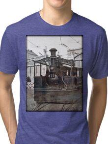 steamtram nr.11 Tri-blend T-Shirt