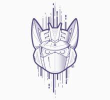 Decepticon Logo / Soundwave (lines) Baby Tee