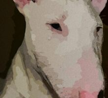 Bull terrier Sticker