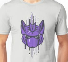 Decepticon Logo / Soundwave (solid color) Unisex T-Shirt