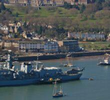 HMS St Albans, Dartmouth Sticker
